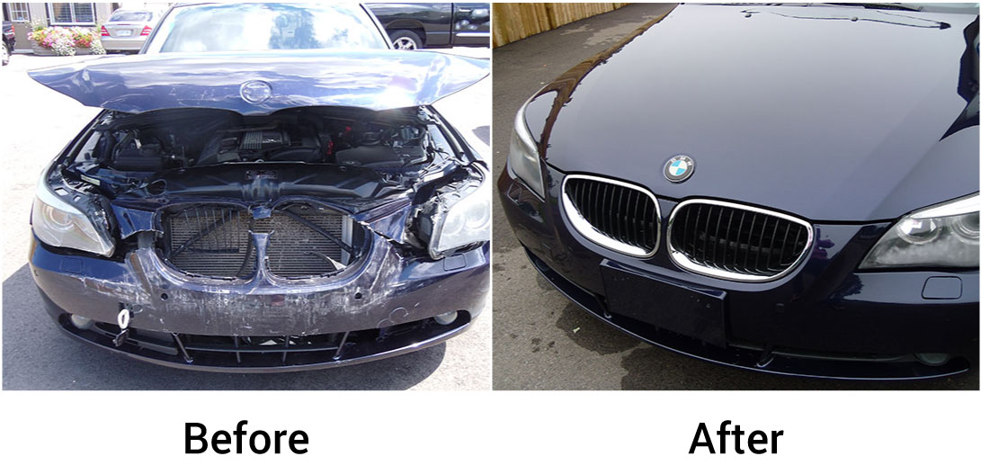 before after JEEP